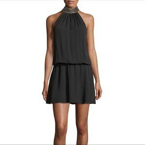 NWT Ramy Brook Silk Mini Dress